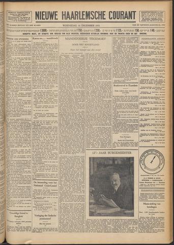 Nieuwe Haarlemsche Courant 1931-12-16