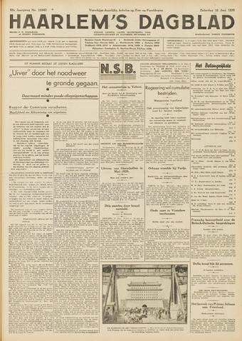 Haarlem's Dagblad 1935-06-15