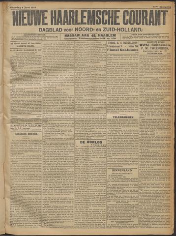 Nieuwe Haarlemsche Courant 1916-06-06
