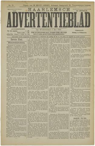 Haarlemsch Advertentieblad 1900-05-02