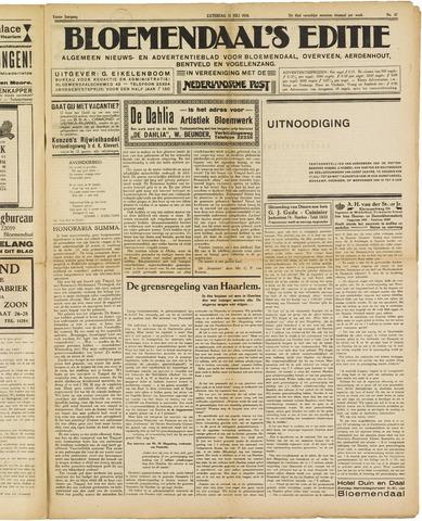Bloemendaal's Editie 1926-07-31