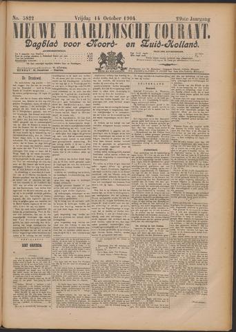 Nieuwe Haarlemsche Courant 1904-10-14