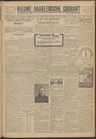 Nieuwe Haarlemsche Courant 1925-03-21