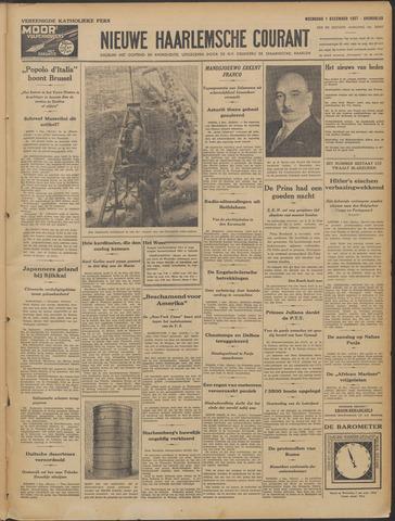 Nieuwe Haarlemsche Courant 1937-12-01