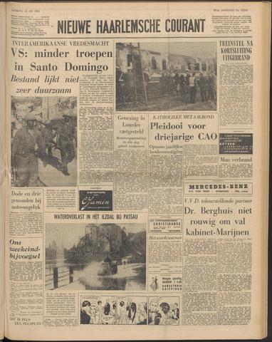 Nieuwe Haarlemsche Courant 1965-05-22