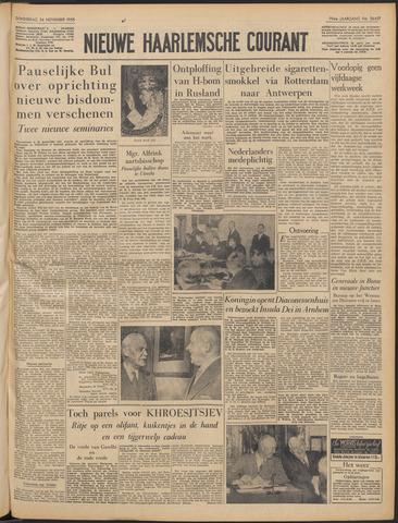 Nieuwe Haarlemsche Courant 1955-11-24