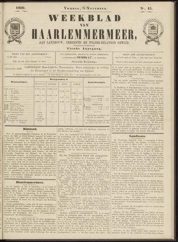 Weekblad van Haarlemmermeer 1869-11-05