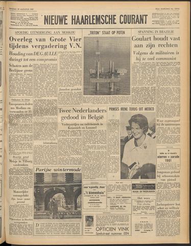 Nieuwe Haarlemsche Courant 1961-08-29
