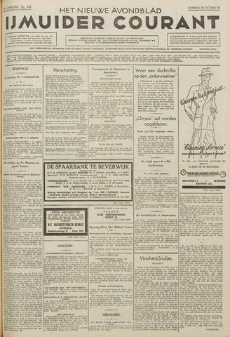 IJmuider Courant 1938-10-29