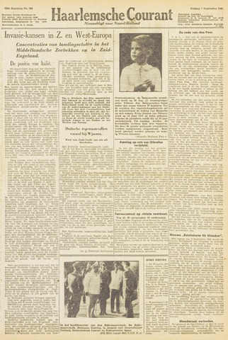 Haarlemsche Courant 1943-09-03