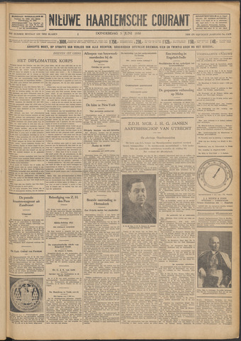 Nieuwe Haarlemsche Courant 1930-06-05