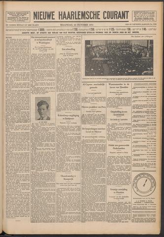 Nieuwe Haarlemsche Courant 1931-10-26