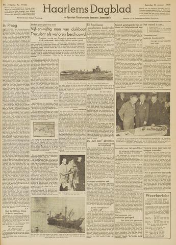 Haarlem's Dagblad 1950-01-14