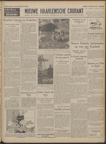 Nieuwe Haarlemsche Courant 1940-08-13