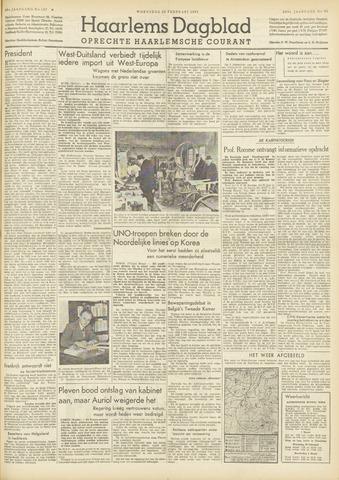 Haarlem's Dagblad 1951-02-28