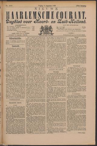 Nieuwe Haarlemsche Courant 1898-08-05