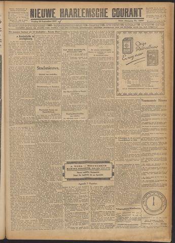 Nieuwe Haarlemsche Courant 1927-09-30