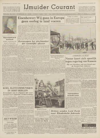 IJmuider Courant 1959-03-12