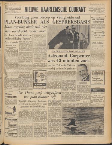 Nieuwe Haarlemsche Courant 1962-05-25