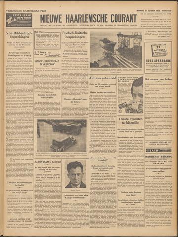Nieuwe Haarlemsche Courant 1938-10-31