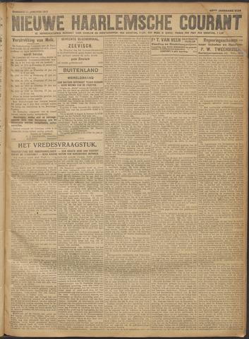 Nieuwe Haarlemsche Courant 1918-01-15