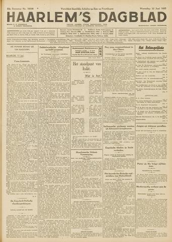Haarlem's Dagblad 1935-06-12