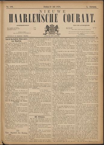 Nieuwe Haarlemsche Courant 1878-07-21