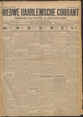 Nieuwe Haarlemsche Courant 1909-10-06