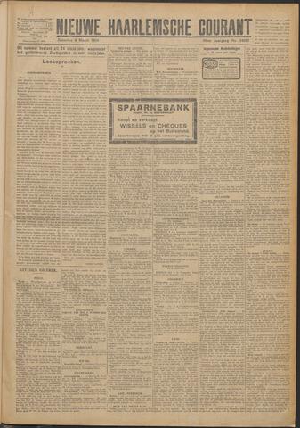 Nieuwe Haarlemsche Courant 1924-03-08