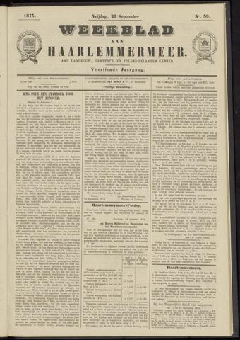 Weekblad van Haarlemmermeer 1873-09-26