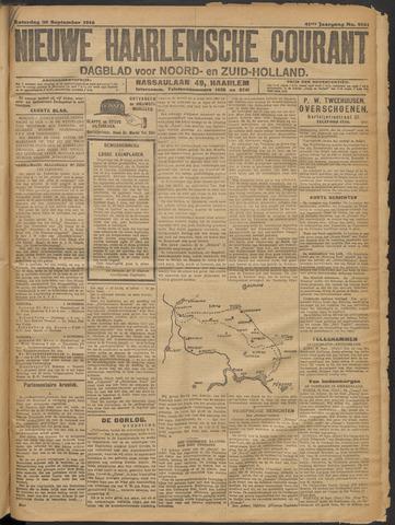 Nieuwe Haarlemsche Courant 1916-09-30