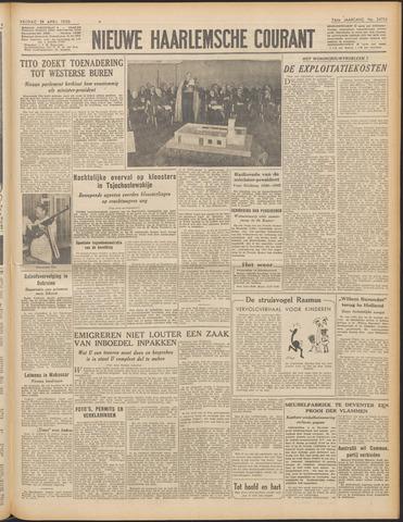 Nieuwe Haarlemsche Courant 1950-04-28