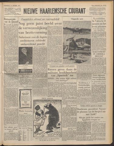 Nieuwe Haarlemsche Courant 1957-10-16