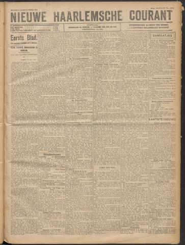 Nieuwe Haarlemsche Courant 1921-09-26