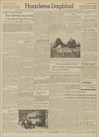 Haarlem's Dagblad 1947-07-09