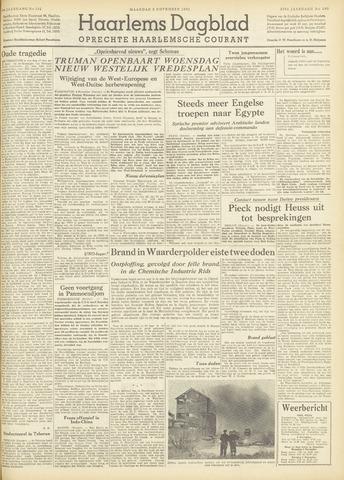 Haarlem's Dagblad 1951-11-05