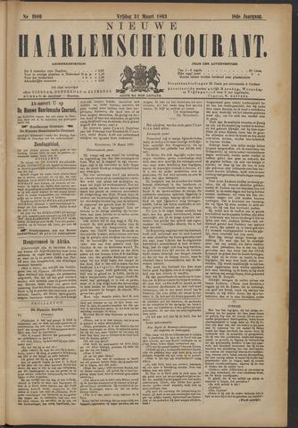 Nieuwe Haarlemsche Courant 1893-03-31