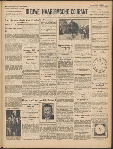 Nieuwe Haarlemsche Courant 1934-05-14