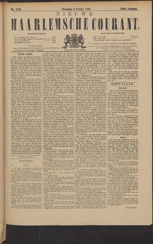Nieuwe Haarlemsche Courant 1895-10-02