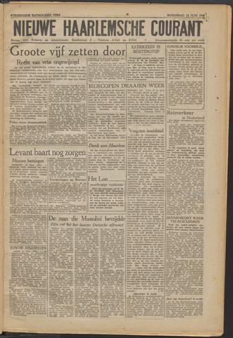 Nieuwe Haarlemsche Courant 1945-06-13