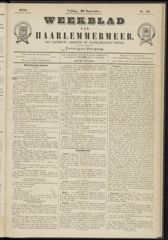 Weekblad van Haarlemmermeer 1879-09-26