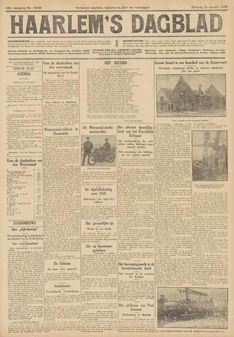 Haarlem's Dagblad 1926-01-19