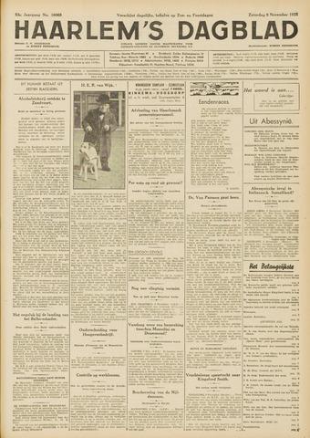 Haarlem's Dagblad 1935-11-09
