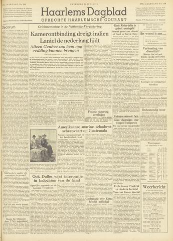 Haarlem's Dagblad 1954-06-12