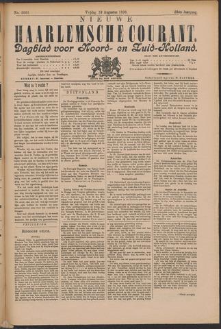 Nieuwe Haarlemsche Courant 1898-08-19