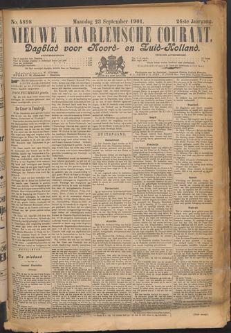 Nieuwe Haarlemsche Courant 1901-09-23