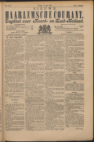 Nieuwe Haarlemsche Courant 1901-05-10