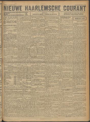 Nieuwe Haarlemsche Courant 1921-03-18