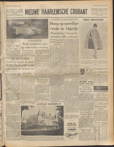 Nieuwe Haarlemsche Courant 1961-02-28