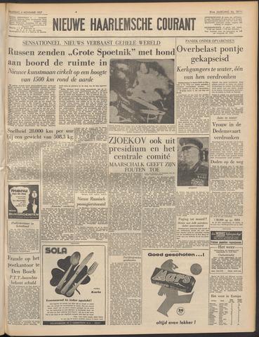 Nieuwe Haarlemsche Courant 1957-11-04